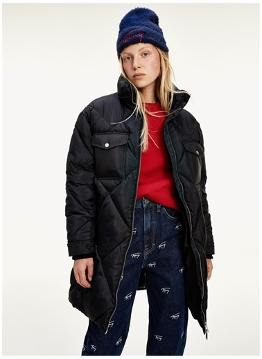 Tommy Jeans Mont Siyah